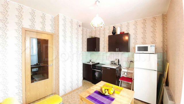 Квартира 1-Комн. Квартира, 39 М², 9/22 Эт. Москва